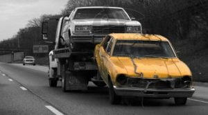 Car scrappers want your old cars and vehicles. Free removal