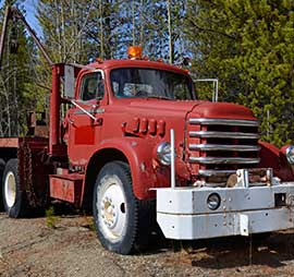 We pay cash for old unwanted Trucks